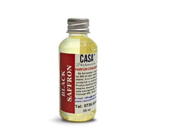 Odorizant concentrat Black Saffron pentru țesături și ambient ml
