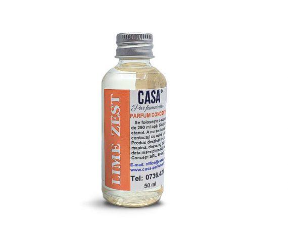 Odorizant concentrat Lime Zest pentru țesături și ambient ml