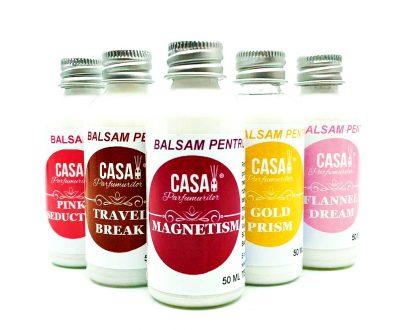 Pachet pomotional Balsam Rufe – 5 bucati la 50ml