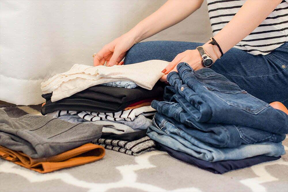 Care este secretul rufelor curate și parfumate?